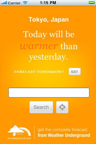 weather-quickie